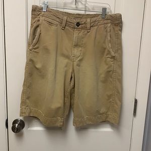3 for $15 💥 Men's 32 Waist Flat Front Shorts READ